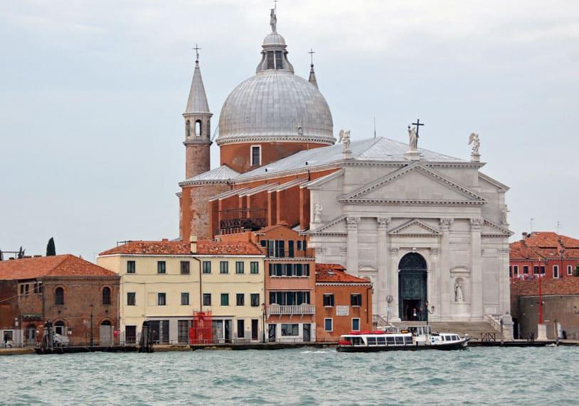 Churches Of Chorus Venice