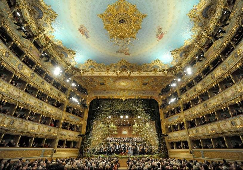 Biglietti Musei Venezia Teatro La Fenice