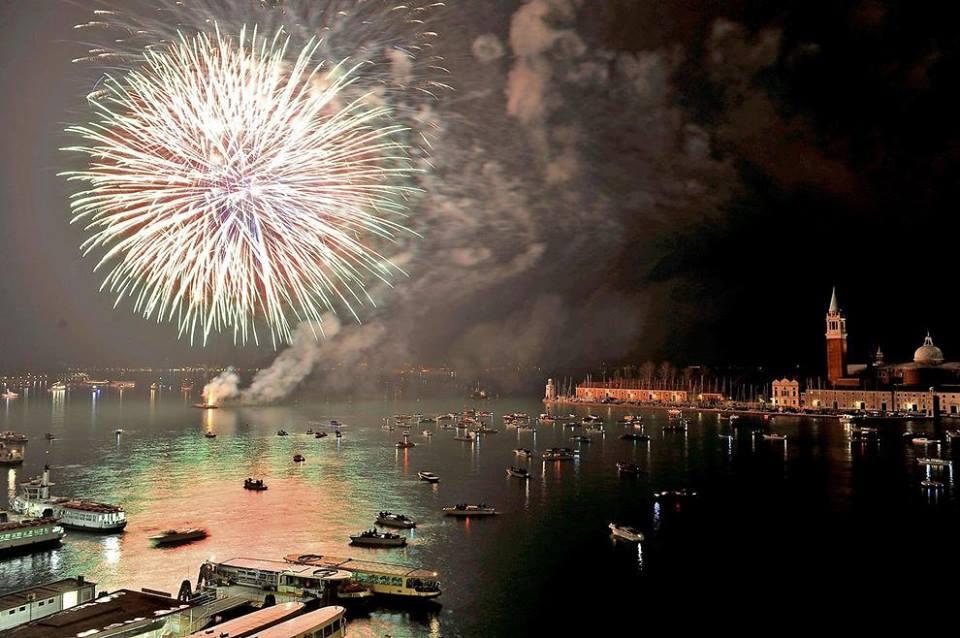 Festa Redentore A Venezia