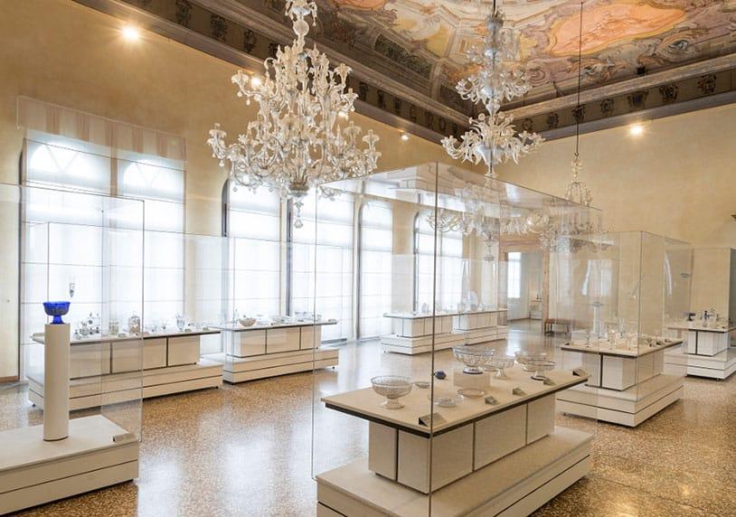 Das Glasmuseum Murano