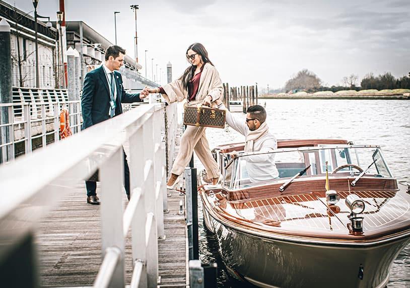 Gönnen Sie Sich Luxus Und Erreichen Sie Venedig Mit Einem Privaten Transfer