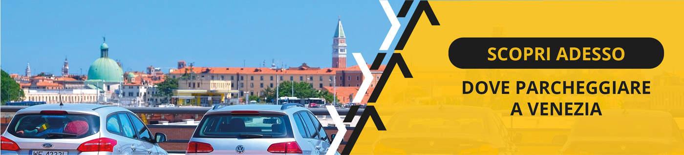 Parcheggia a Venezia con MyPass