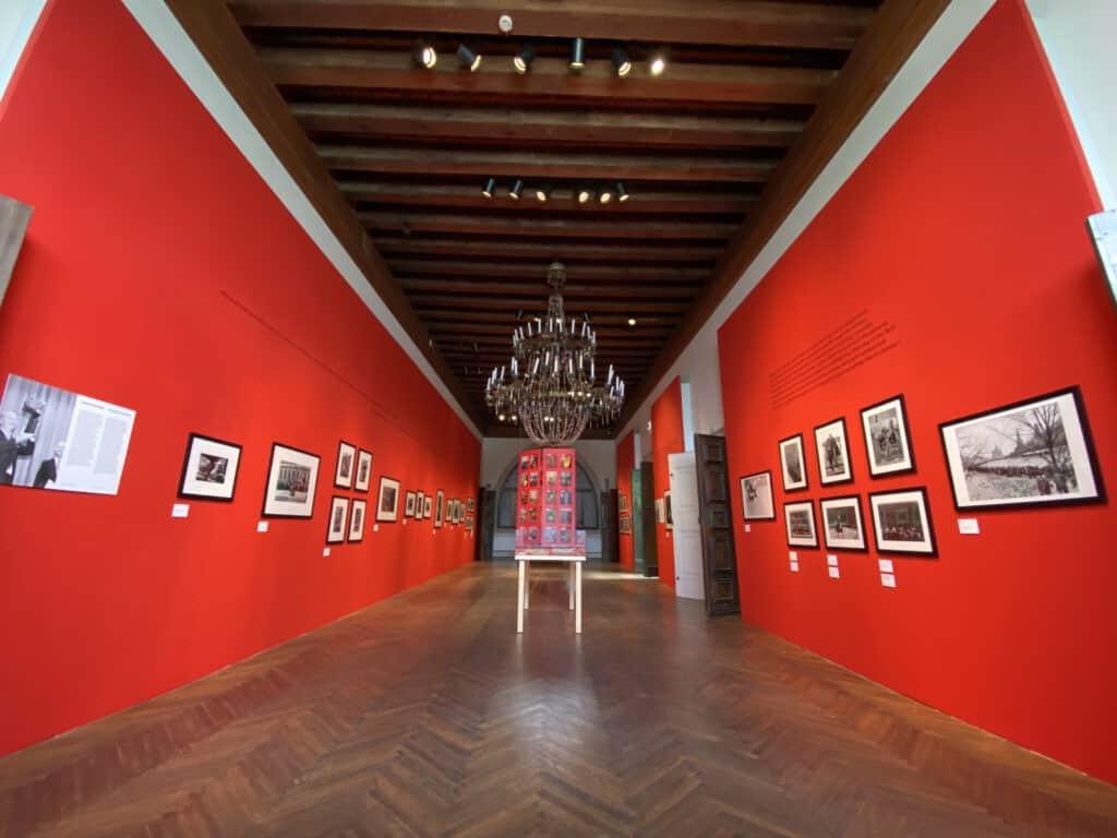 Mostra Fotografica Mario De Biasi Casa Dei Tre Oci